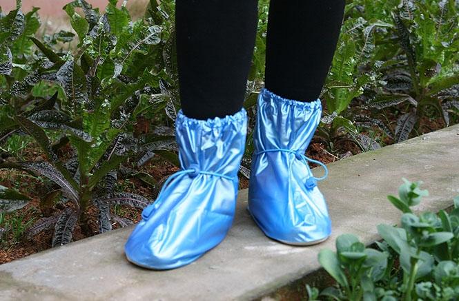Бахилы для обуви своими руками 55
